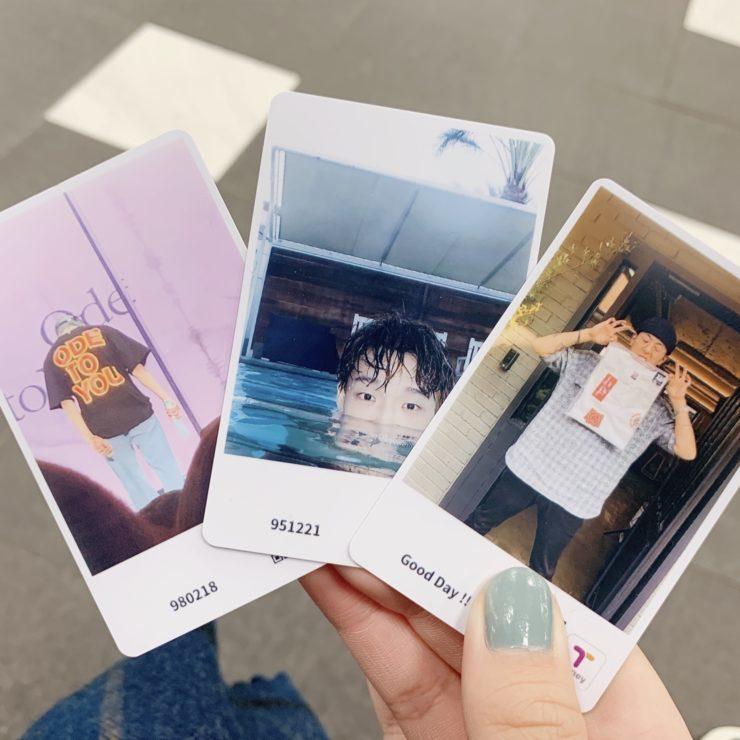 韓国でオリジナルTマネーカードを作っちゃおう!!