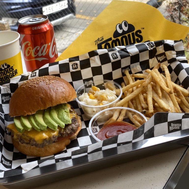 人気ラッパーLocoが経営する「The Famous Burger」
