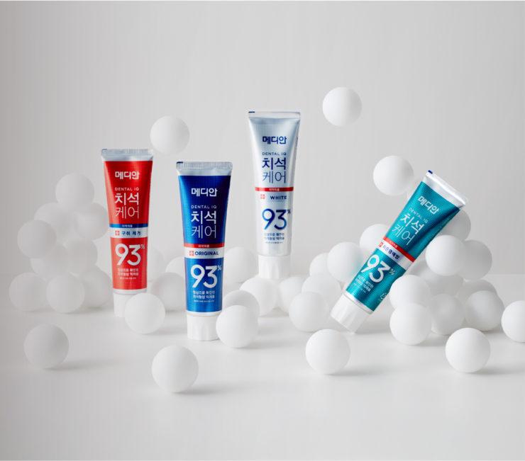 歯磨き粉の写真