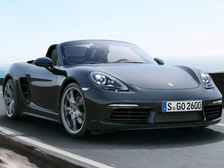 Porsche『Boxster』