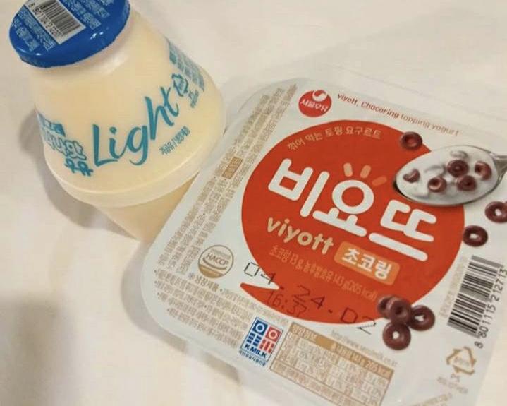 韓国に行ったら必ず食べちゃう!大人気ヨーグルト 비요뜨(ビヨット)!