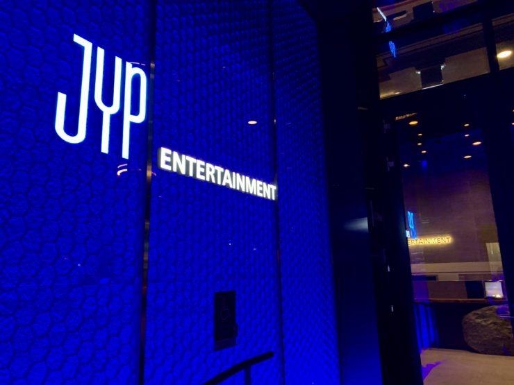 JYP社屋