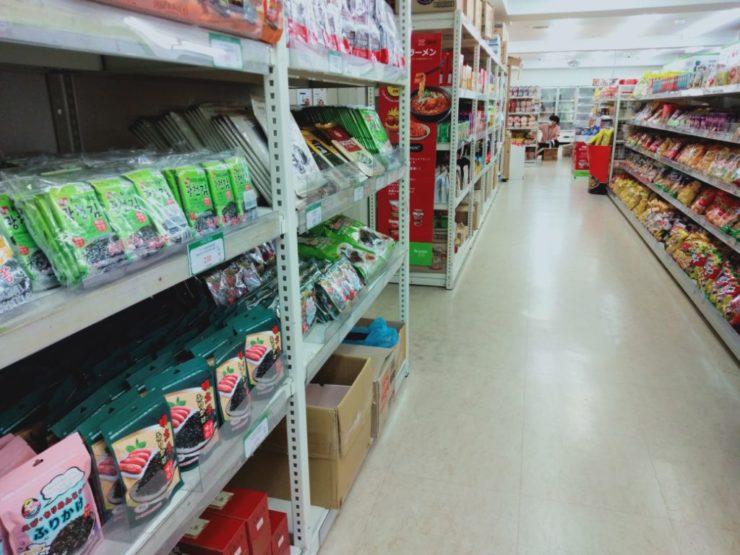 韓国に来た気分になれる?大阪にある韓国スーパーひろば