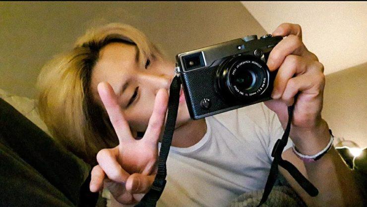 WayV(威神V)テン愛用のカメラ