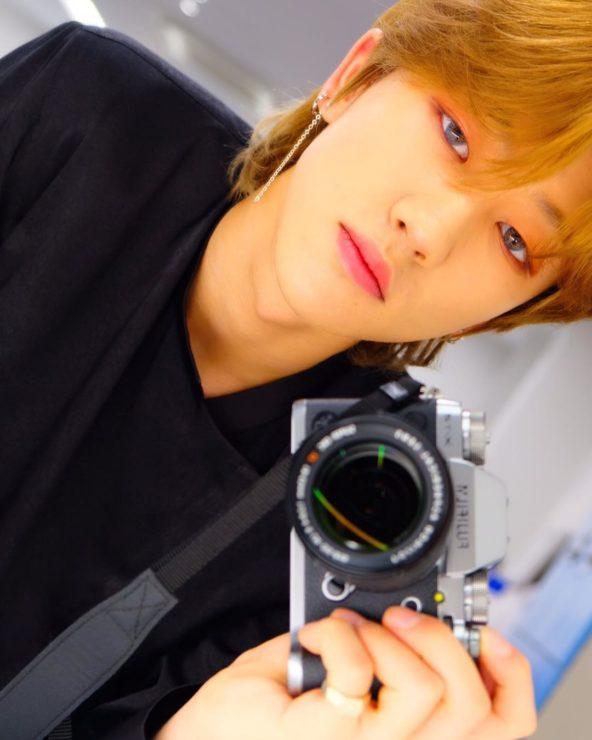 SEVENTEENミンハオ愛用のカメラがCAMERA OF THE YEARを受賞