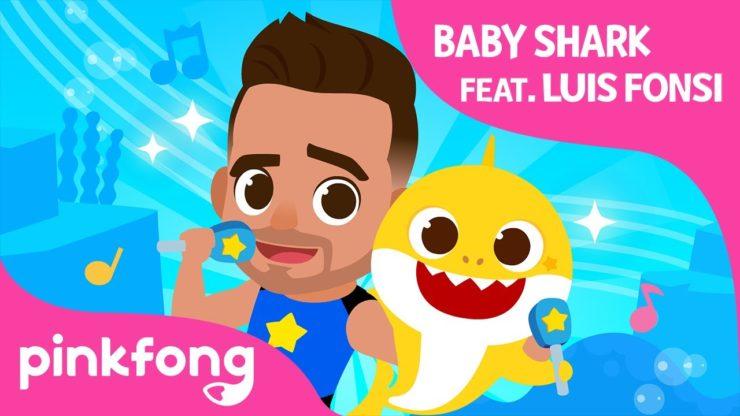Baby Shark, featuring Luis Fonsi