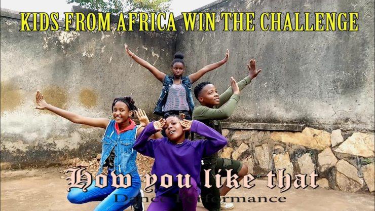 Galaxy African Kids