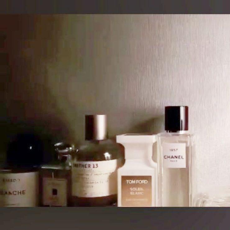 NCTドヨンの愛用の香水