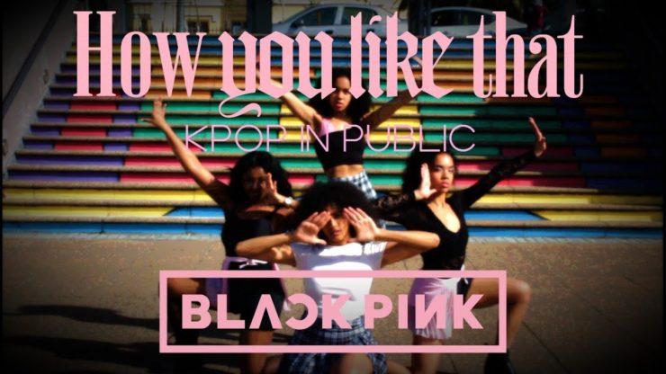 South African K-pop cover dances and random dances