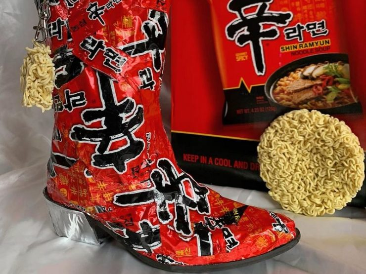 Western Shinramen boots
