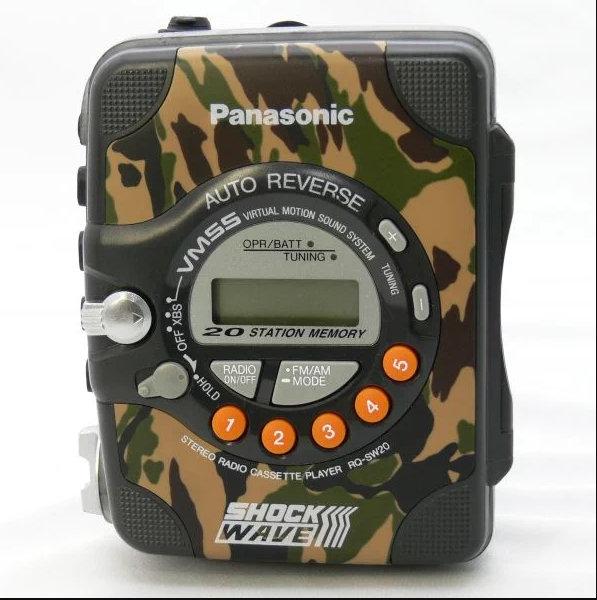 Panasonic Shock Wave