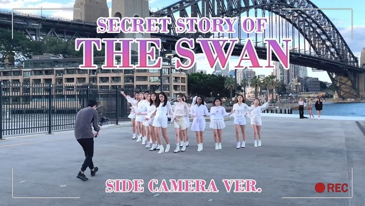 9BIT DANCEのカバーダンス映像撮影風景