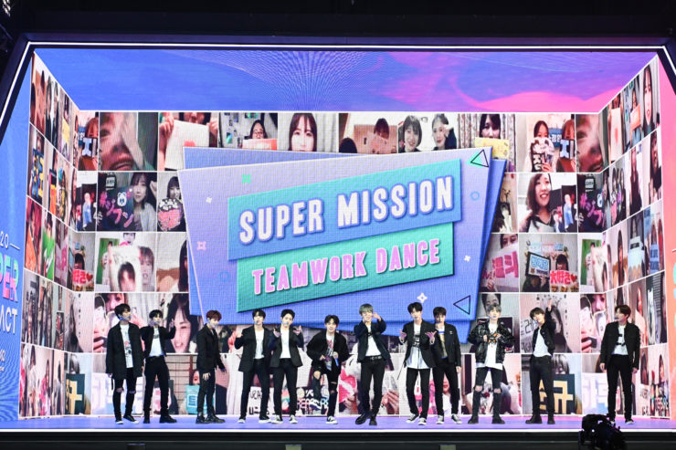TREASURE ライブレポート in 2020 SUPER ON:TACT by Qoo10