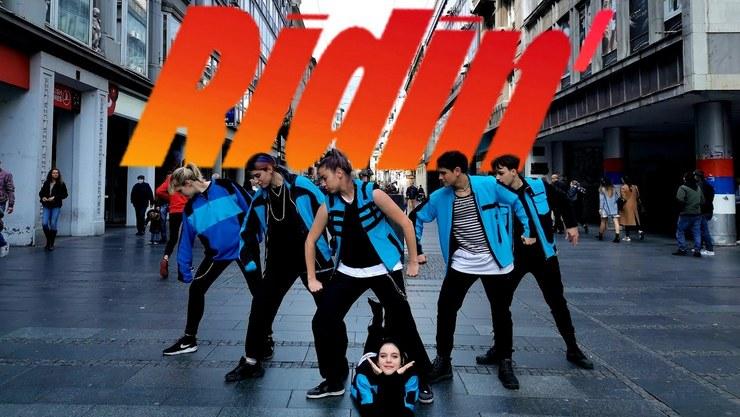FRISKY Dance Crew