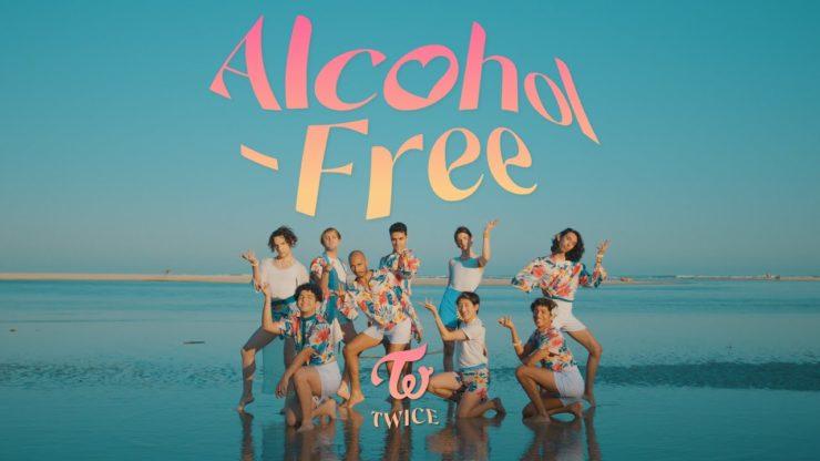 TWICE B2 DANCE GROUP ALCOHOL FREE