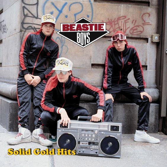 Beastie Boys with RC-M90