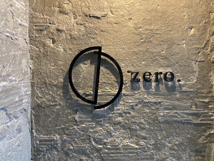 23時まで営業している韓国風カフェ「zero.coffeestand」in名古屋
