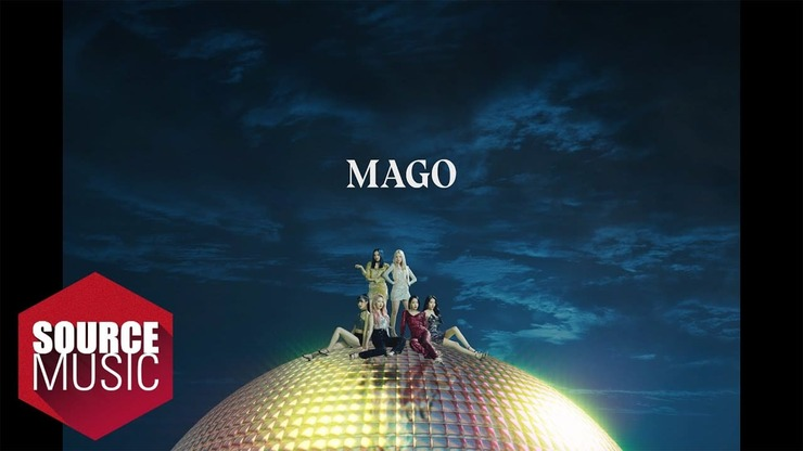 GFRIEND「MAGO」