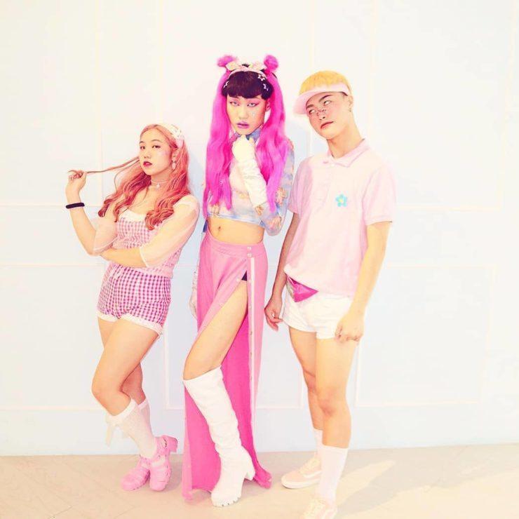 Taiwanese cover dancer Peach