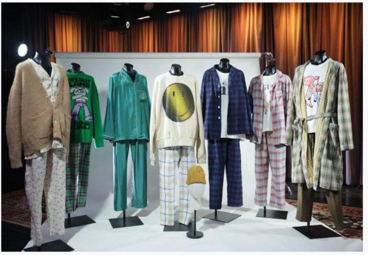BTS Life Goes OnのMV着用衣装がチャリティーオークションに