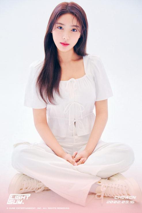 チョウォン(초원、CHOWON)