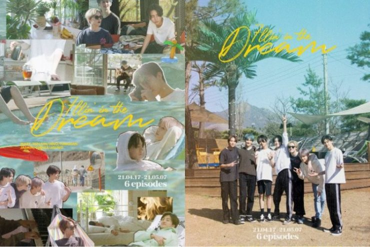NCT DREAM「7llin'in the DREAM」