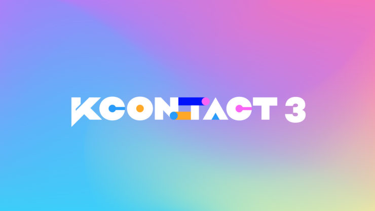 「 KCON:TACT 3 WORLD TOUR 」が4月22日日韓同時放送決定