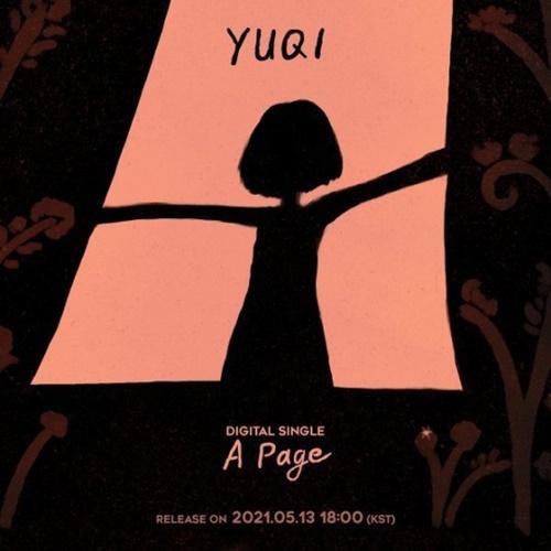 ウギ((G)I-DLE)「A Page」