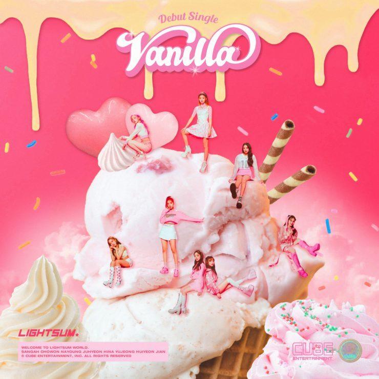 LIGHTSUM(ライトサム)Vanilla(バニラ)