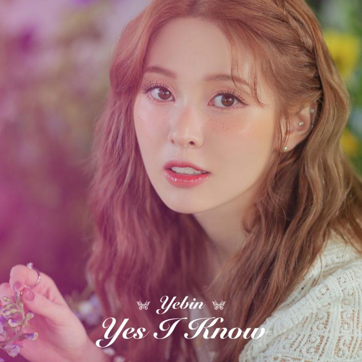 イェビン(DIA)「Yes I Know」でソロデビュー