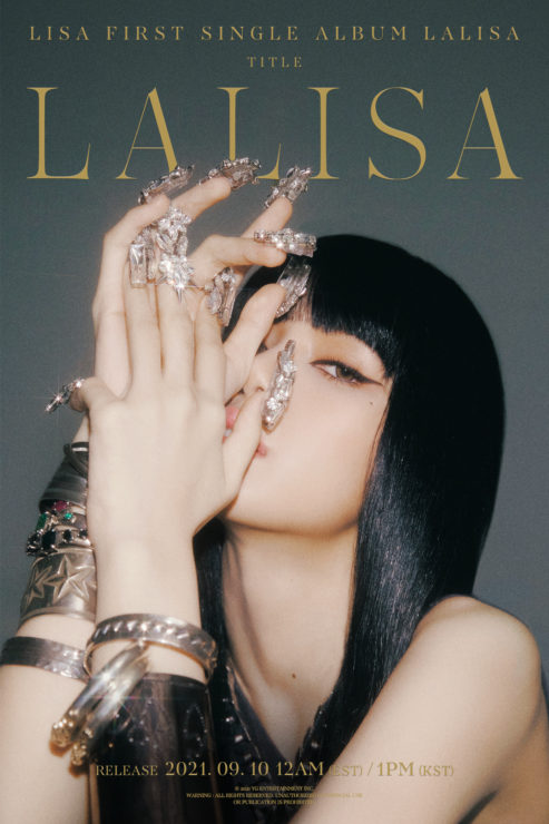 BLACKPINK LISA 「LALISA」