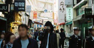 ミンギュ愛用のカメラ